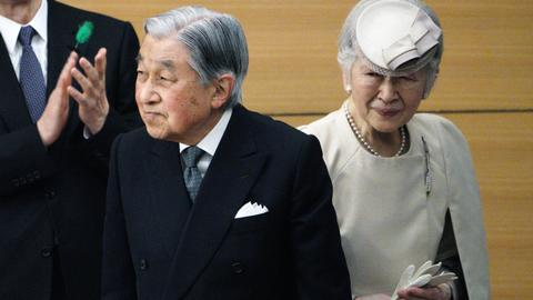 Japan's emperor to abdicate, first time in 200 years