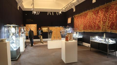 Artworks of the Islamic world to be staged at British auction house