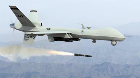 US officials say Al Qaeda's deputy leader killed in Syria drone strike