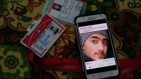 How Kashmiri families identify the mutilated bodies of fallen rebels