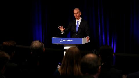 Boeing CEO defends safety record despite two deadly crashes