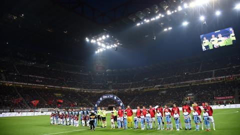 Lazio escape immediate stadium ban over racial insults