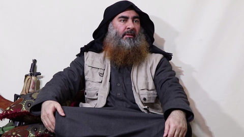 Daesh leader Baghdadi's reappearance signifies terror threat is not over