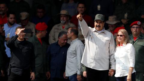 Who is Nicolas Maduro? A profile of Venezuela's embattled president