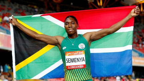 Semenya loses appeal against IAAF testosterone rules