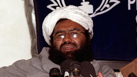 UN adds militant chief Masood Azhar to 'global terror' list