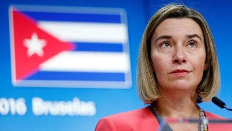 EU vows response to US move over confiscated property in Cuba