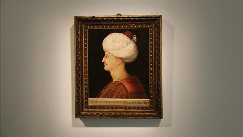 Portrait of Suleiman the Magnificent sells in London for $6.9M