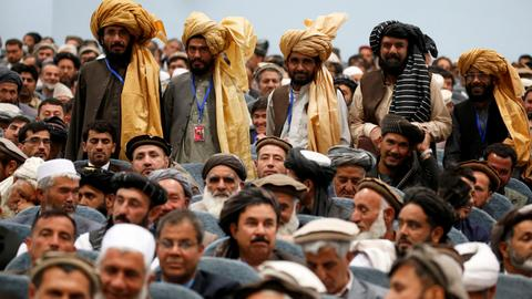 Afghans call for ceasefire as huge peace summit wraps up