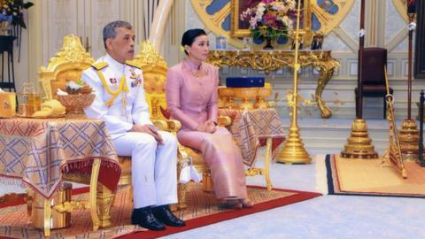 Thailand's new queen: flight attendant to bodyguard to royalty
