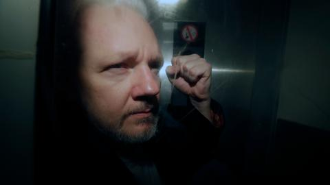 I've protected many, Assange says as he fights US extradition warrant