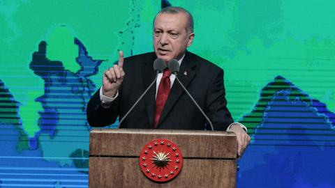 President Erdogan determined to lower interest rates to targeted levels
