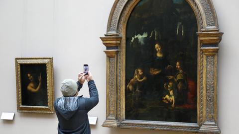 France and Italy commemorate 500th anniversary of Leonardo's death