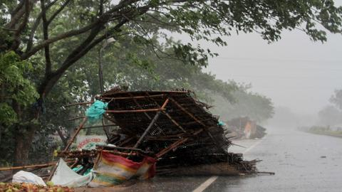 Monster cyclone Fani smashes eastern India