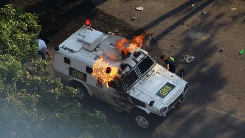 Think beyond force: Venezuela's political future