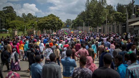 Dozens killed in ethnic clashes in Ethiopia