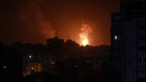 Israel kills at least four Palestinians in Gaza
