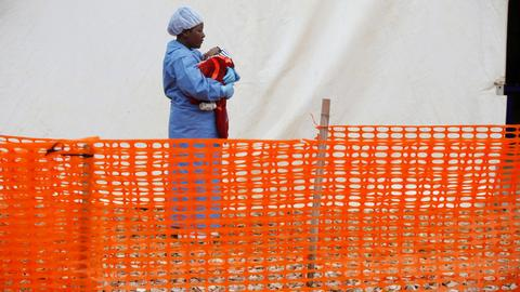 Death toll tops 1,000 in Congo Ebola outbreak