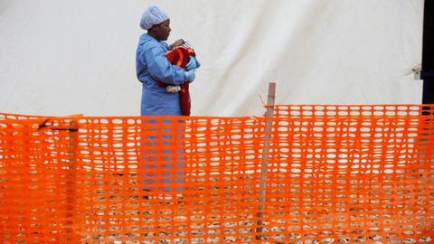 Death toll tops 1,000 in Congo Ebola outbreak