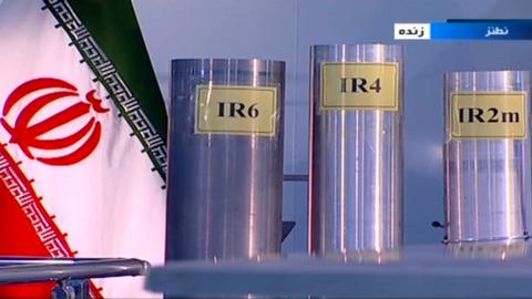 US targets Iran uranium but lets nuclear deal stay alive