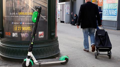 France to ban e-scooters from pavements in September