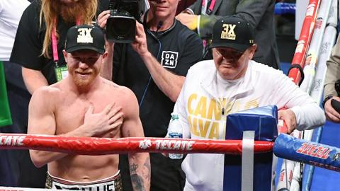 Boxing: Alvarez beats Jacobs to unify middleweight world titles