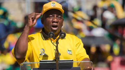 South Africa's ANC vows to act on corruption, EFF promises radical reforms