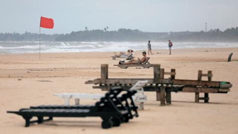 Sri Lanka tourism takes a hit after bombings