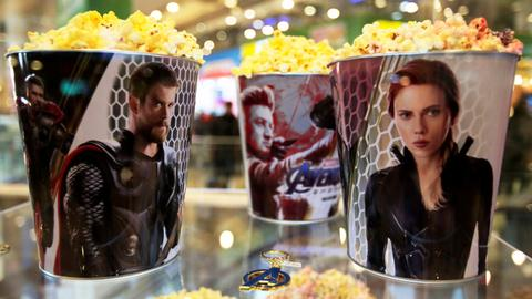 'Avengers Endgame' nears global record with over $2 billion