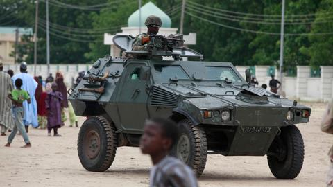 Five Nigerian soldiers killed in Boko Haram attack - army
