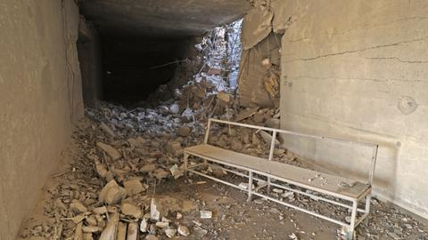UN investigates how Syrian regime acquired coordinates of Idlib hospitals