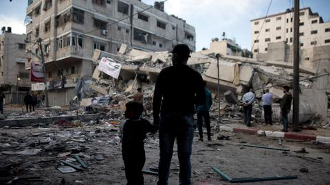 Activists slam Western media for providing cover as Israel bombs Gaza