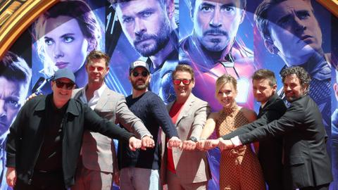 Final 'Avengers' blows up Hollywood records