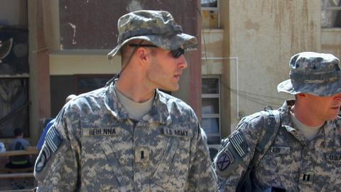 Trump pardons US soldier who killed unarmed Iraqi man