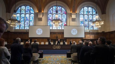 ICJ to take up Qatar-UAE case over blockade crisis