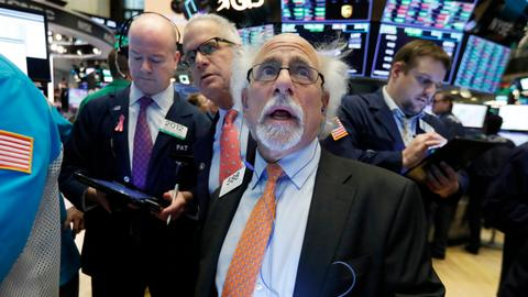 Global markets down as US-China trade tussle bites