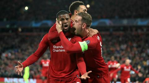 Liverpool flattens Barca to make Champions League final
