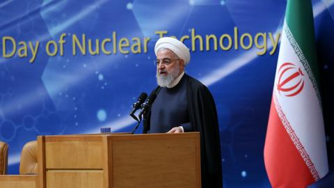 What does Iran's partial withdrawal from the nuclear deal mean?