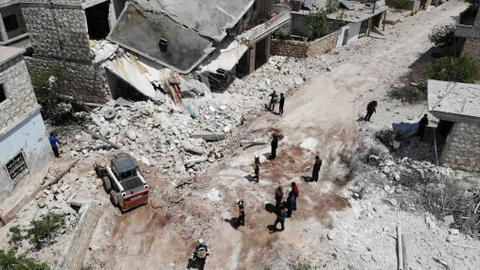 UN Security Council to meet on Syria's Idlib