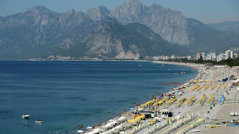 Turkey is one of the top summer holiday destinations for Europeans