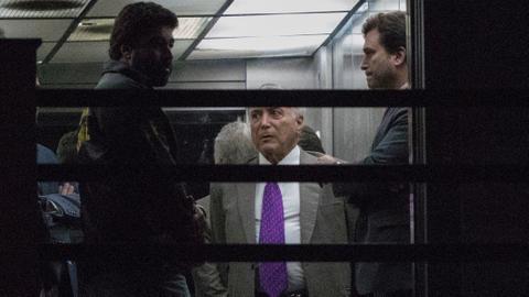 Brazil's ex-president Tamer back in jail