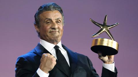 Stallone to offer peek into new Rambo movie at Cannes