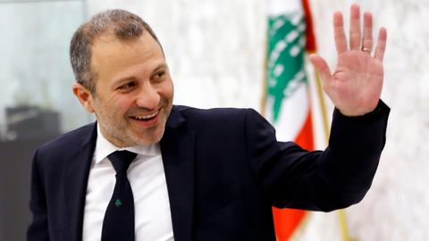 Lebanon's Foreign Minister Gebran Bassil slammed for anti-refugee tweet