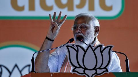 Indian polls: Modi's rhetoric on national security obscures local issues