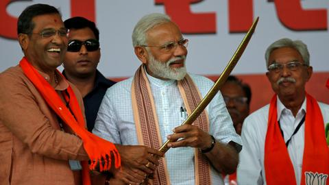 Kashmir's troubled relationship with the BJP