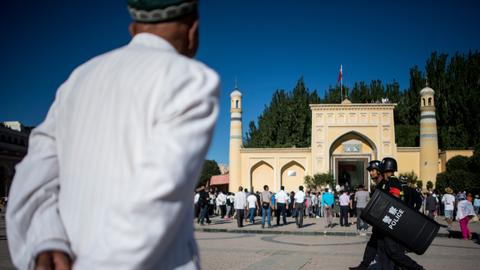 Muslims face the duress of Chinese crackdown in Ramadan