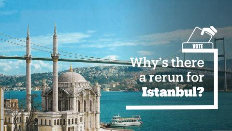 Here's why Istanbul is heading to the polls again