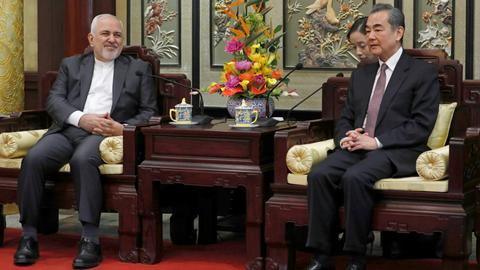 Could the EU's failure over the Iran deal be an opportunity for China?