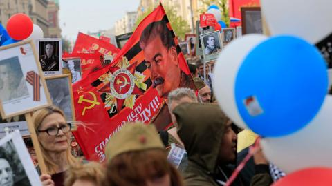 Poll: Approval for Soviet dictator Stalin increases in Russia