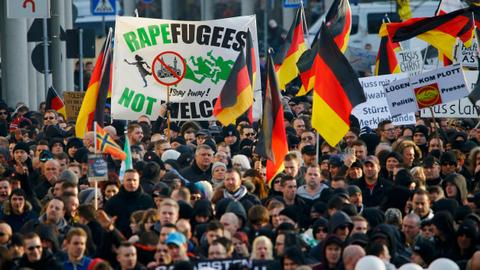 The German media helped empower the far-right, now they turned on the media